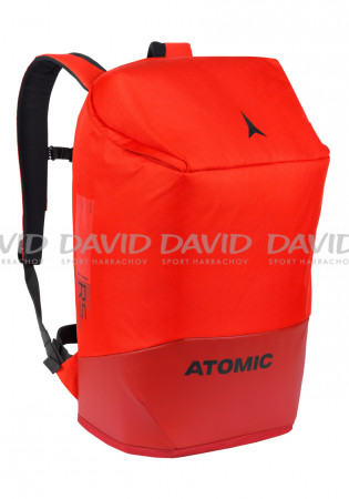 detail Atomic Rs Pack 50L Backpack Bright Red
