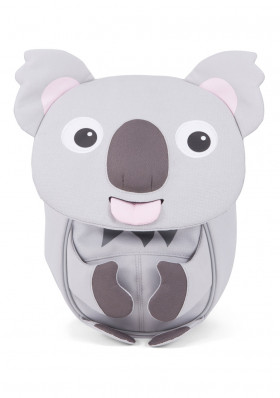 Kids backpack Affenzahn Karla Koala small-grey