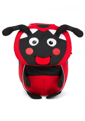 Kids backpack Affenzahn Lilly Ladybird small-red