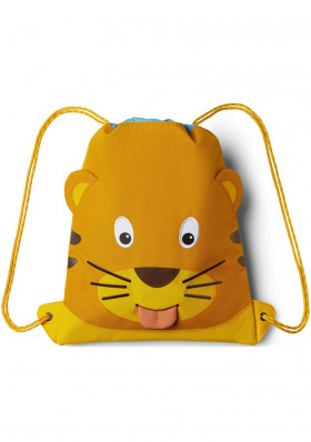 Baby bag  Affenzahn Kids Sportsbag Tiger - yellow