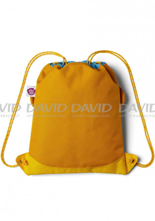 detail Affenzahn Kids Sportsbag Tiger - yellow