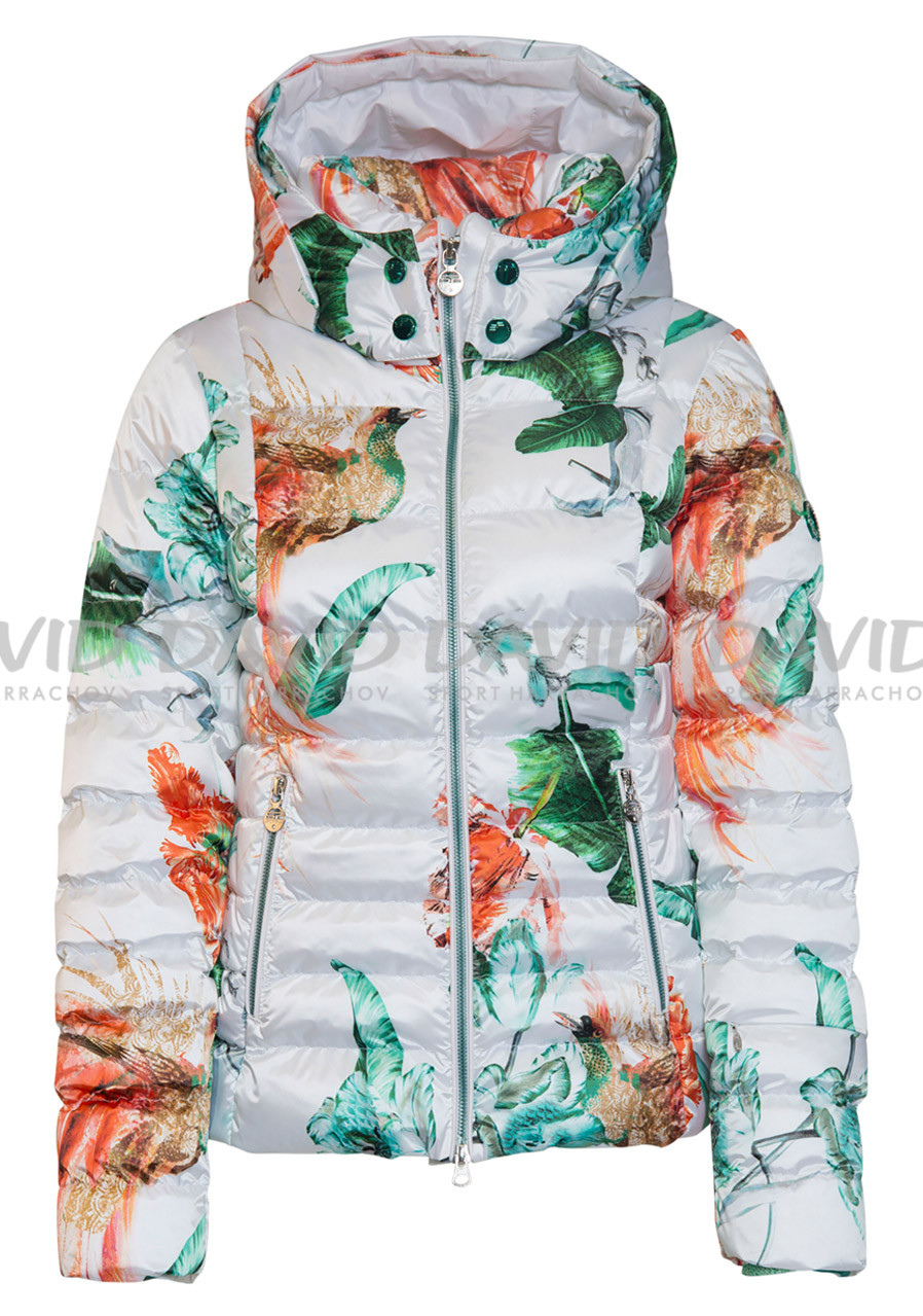 Women's jacket Sportalm Exotic with hood