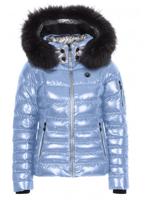 Women's jacket Sportalm Kyon Kap.K. Ice Blue
