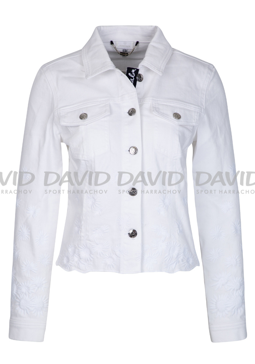 Ladies summer jacket Sportalm Ducco white