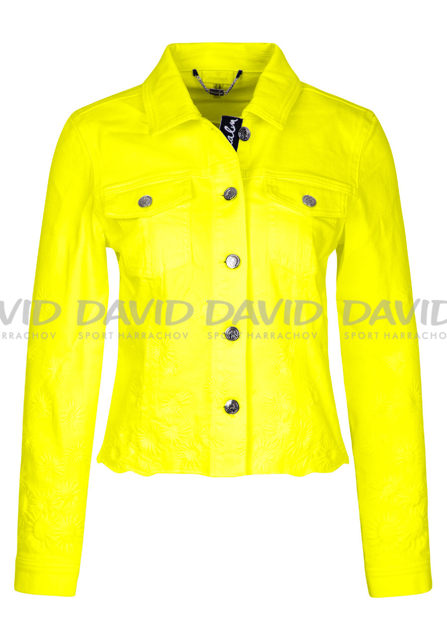 Ladies summer jacket Sportalm Ducco yellow