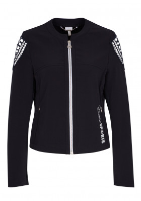 Women's jacket Sportalm Delphine dark blue