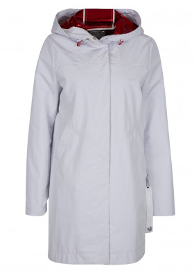 Women's coat Sportalm Anchor White