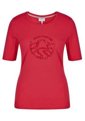 Women's T-shirt Sportalm Paige Red