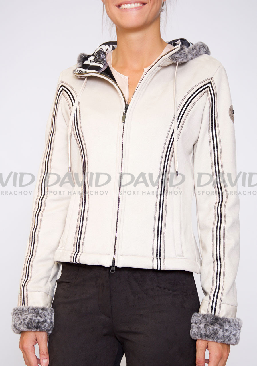 náhled Women's hoodie SPORTALM JA REVIS WITH A HOOD